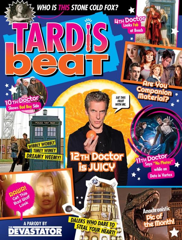 Tardis Beat Magazine