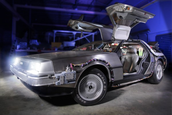 'A' Car' Delorean's new home will be at the Petersen Automotive Museum in Los Angeles