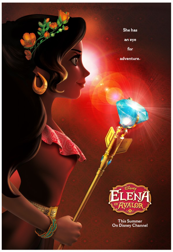Elena of Avalor, Teaser Poster #3