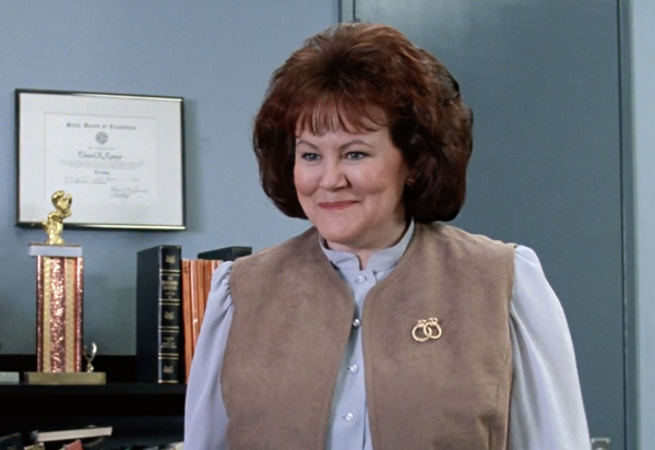 Edie McClurg as Grace in 1986