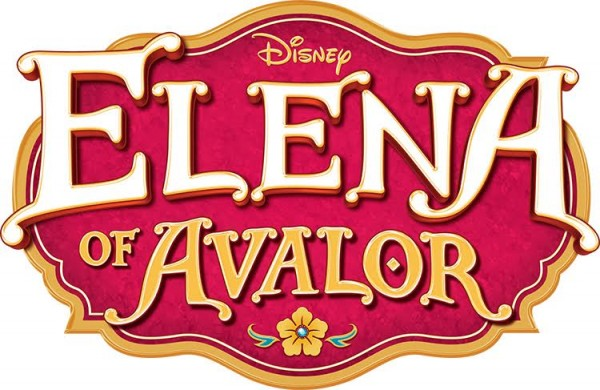 Official logo for 'Elena of Avalor'
