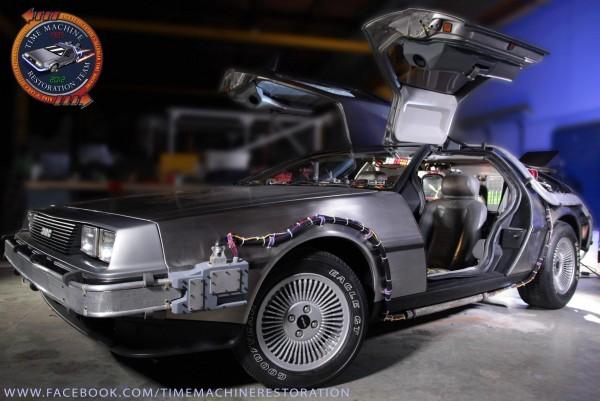 DeLoreanRestored
