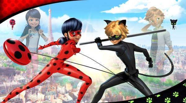 Check out Miraculous: The Tales of Ladybug and Cat Noir