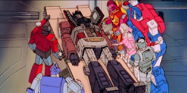 The Death of Optimus Prime