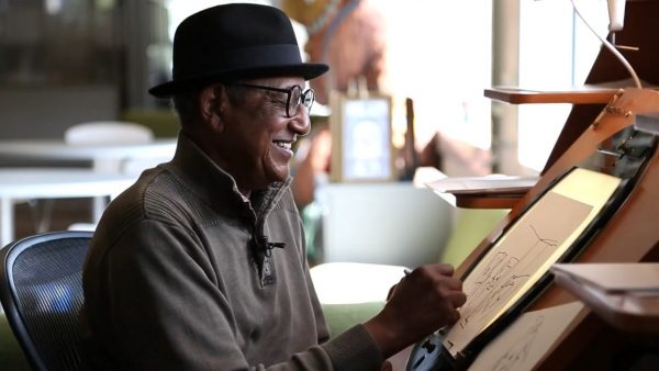 Floyd Norman was born on June 22, 1935 in Santa Barbara, California, USA. He is known for his work on Monsters, Inc. (2001), Toy Story 2 (1999) and The Smurfs (1981).