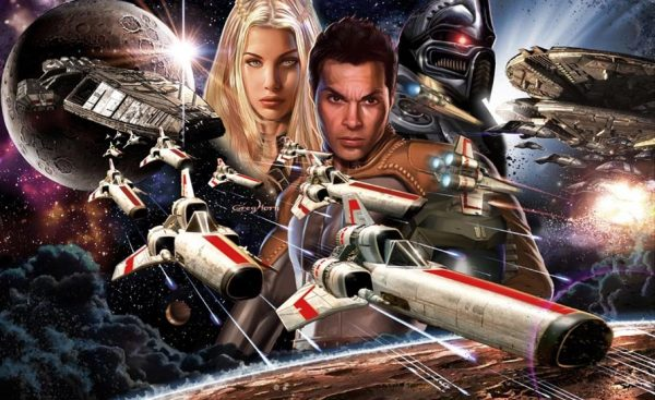 Battlestar Galactica The Battle Space Between Human and Cylon