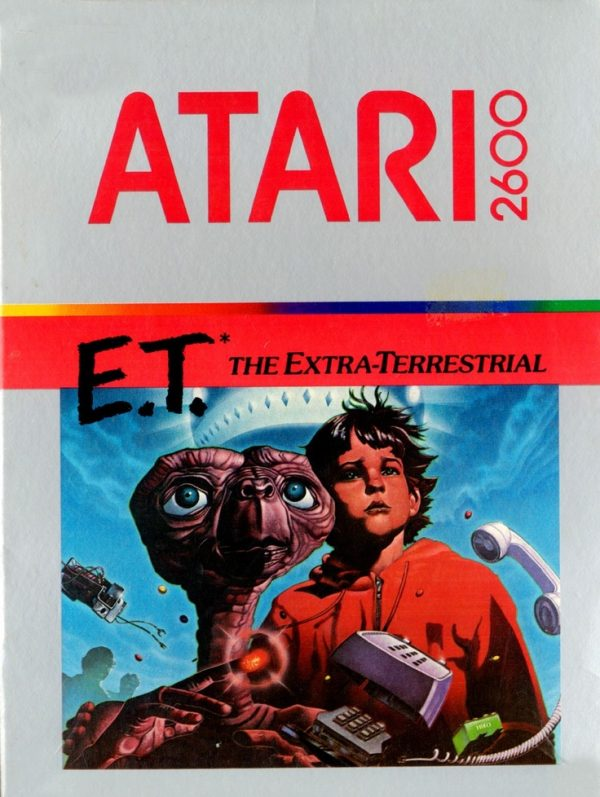 E.T. The Extra Terrestrial video game